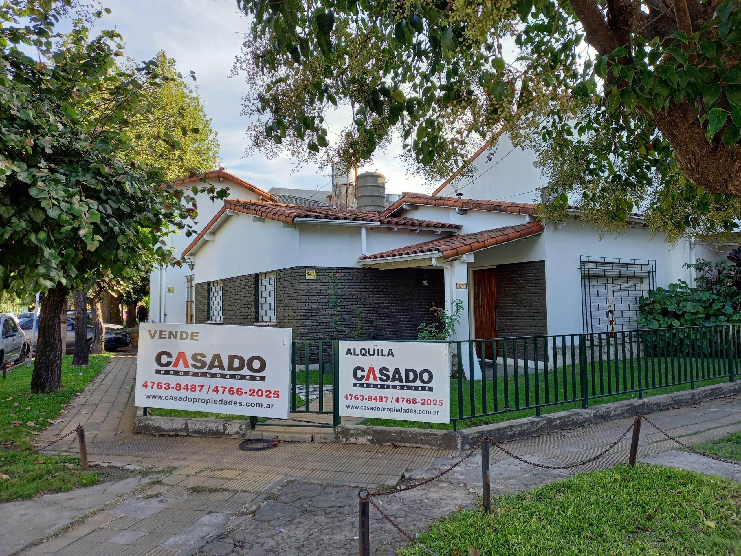 Fondo de la legua nro 699 San Isidro